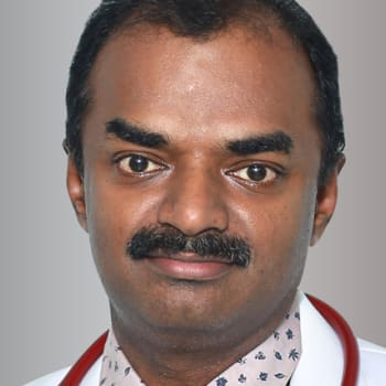 Nephrologist in Ernakulam  -  Dr. Binu Upendran