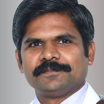 Neurologist in Ernakulam  -  Dr. Sreeram Prasad A V