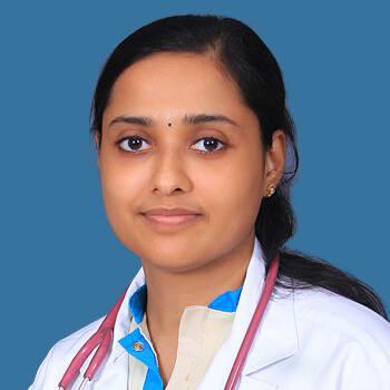 Pediatrician in Ernakulam  -  Dr. Beula Ann Varughese