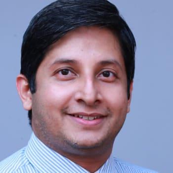 Pulmonologist in Ernakulam  -  Dr. Varghese Louis