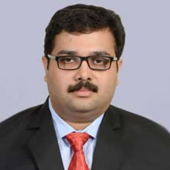 Neurologist in Kozhikode  -  Dr. Rajesh Krishna P