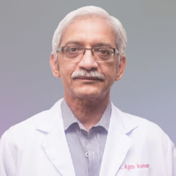 Cardiologist in Ernakulam  -  Dr. Ajith Kumar K R