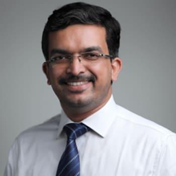 Oncologist in Ernakulam  -  Dr. Jaisankar P.
