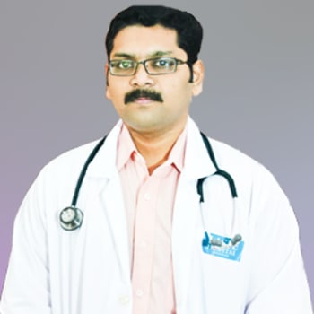 Pulmonologist in Ernakulam  -  Dr. Paramez. A. R