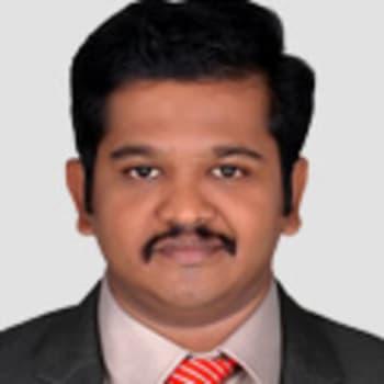 Cardiologist in Thiruvananthapuram  -  Dr. R. Manikanda Kumaran