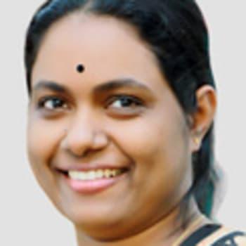 Gynaecologist in Thiruvananthapuram  -  Dr. Jisha Varghese