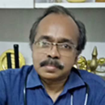 Pediatrician in Thiruvananthapuram  -  Dr. Jayadevan V