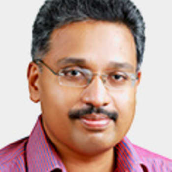 Pulmonologist in Thiruvananthapuram  -  Dr. Vipin P V