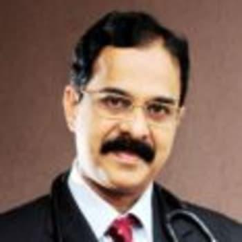 Cardiologist in Thiruvananthapuram  -  Dr. A George Koshy