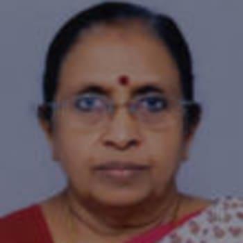 Gynaecologist in Thiruvananthapuram  -  Dr. Girija Leela V. S.