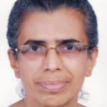 Pediatrician in Thiruvananthapuram  -  Dr. Rachel Jacob