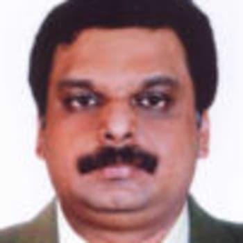 Pulmonologist in Thiruvananthapuram  -  Dr. Madhu. K