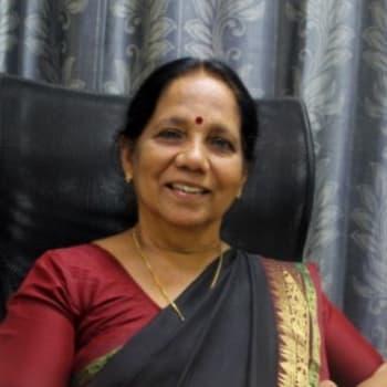 Gynaecologist in Ernakulam  -  Dr. Valsalakumari J
