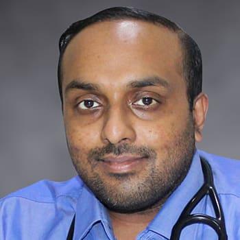 Cardiologist in Ernakulam  -  Dr. Dilip M Narayanan