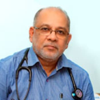 General Physician in Thiruvananthapuram  -  Dr. Josemon Thomas