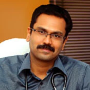 General Physician in Thiruvananthapuram  -  Dr. Sukesh R. S