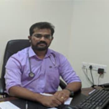 General Physician in Thiruvananthapuram  -  Dr. Sooraj Sasidharan Nair