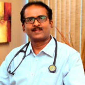 Cardiologist in Thiruvananthapuram  -  Dr. Prakash. N. Nair