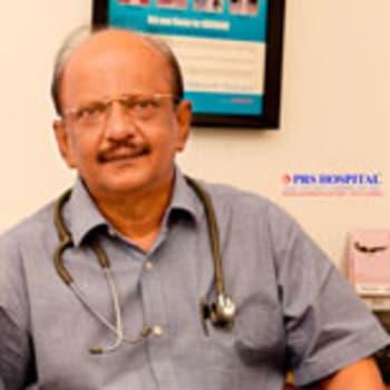 Dermatologist in Thiruvananthapuram  -  Dr. K Rajagopal Nair