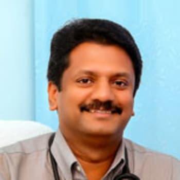Gastroenterologist in Thiruvananthapuram  -  Dr. Rakesh S