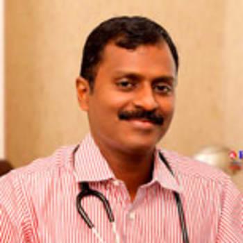 Neurologist in Thiruvananthapuram  -  Dr. Sinchu C Maniangatt