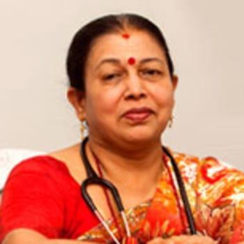 Gynaecologist in Thiruvananthapuram  -  Dr. Rajeswari Balakrishnan