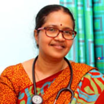 Gynaecologist in Thiruvananthapuram  -  Dr. Aysha. P. V.