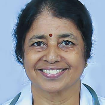 Gynaecologist in Thiruvananthapuram  -  Dr. Vaijayanthi Manilal