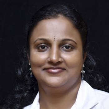 Pediatrician in Thiruvananthapuram  -  Dr. Lincy Thomas
