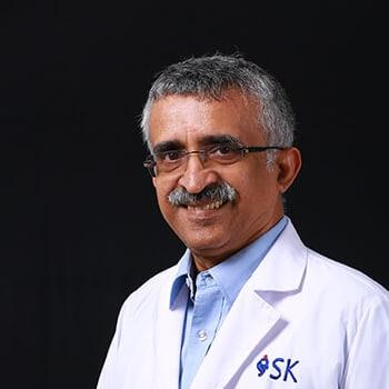 Cardiologist in Thiruvananthapuram  -  Dr. K Suresh