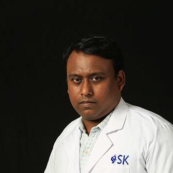 Neurologist in Thiruvananthapuram  -  Dr. Navas N S