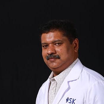 Pulmonologist in Thiruvananthapuram  -  Dr. Shameem N