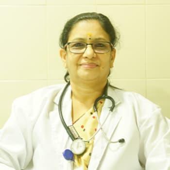 Gynaecologist in Thiruvananthapuram  -  Dr. Mridula Devi S