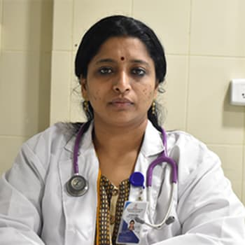 Pediatrician in Thiruvananthapuram  -  Dr. Rekha Hari