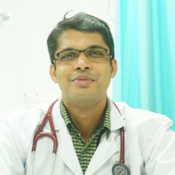 Cardiologist in Thiruvananthapuram  -  Dr. Shifas Babu. M