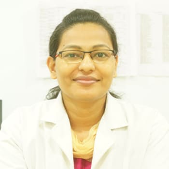 Dentist in Thiruvananthapuram  -  Dr. Rubina Mathew Stephen