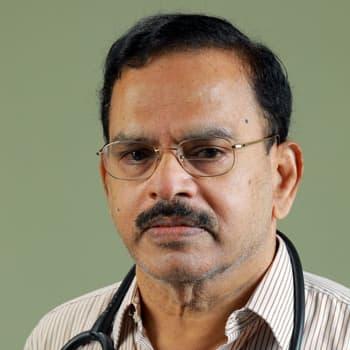 General Physician in Thiruvananthapuram  -  Dr. Hari M. G
