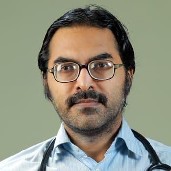 General Physician in Thiruvananthapuram  -  Dr. Ramakrishnan