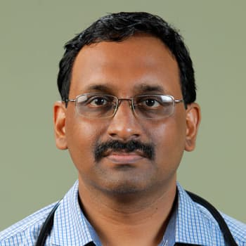 General Physician in Thiruvananthapuram  -  Dr. Sudin Koshy