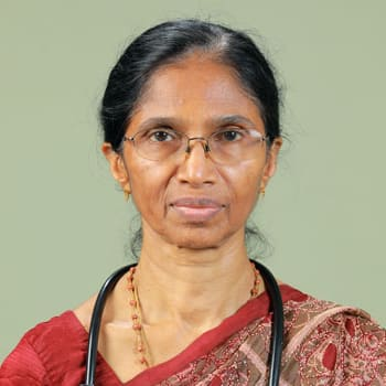 Gynaecologist in Thiruvananthapuram  -  Dr. Marykutty P. K