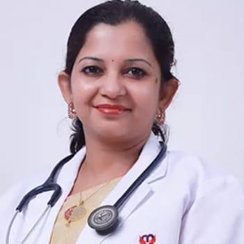 Gastroenterologist in Kozhikode  -  Dr. Mili Moni
