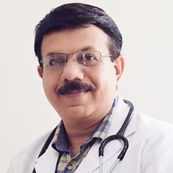 Pediatrician in Kozhikode  -  Dr. P V Rakesh