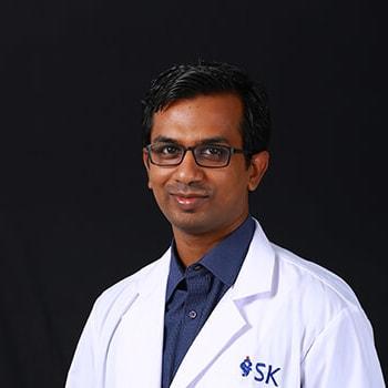 Neurologist in Thiruvananthapuram  -  Dr. Anish L