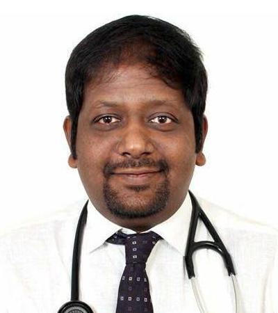 Cardiologist in Chennai  -  Dr. R.Naveen Raja