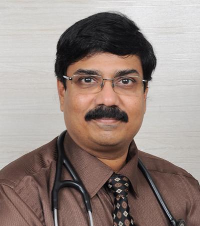 Cardiologist in Chennai  -  Dr. D Prabhakar