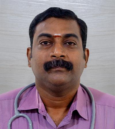 General Physician in Chennai  -  Dr. K Arun Prasad