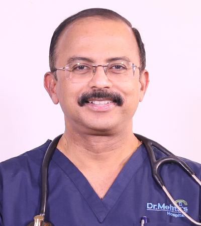 Nephrologist in Chennai  -  Dr. M Edwin Fernando