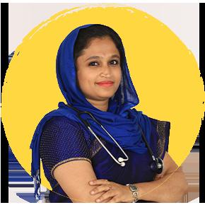 Psychiatrist in Chennai  -  Dr. Arsheeya Taj S