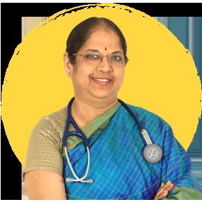 Gynaecologist in Chennai  -  Dr. A Jaishree Gajaraj