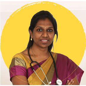 Gynaecologist in Chennai  -  Dr. Lavanya E